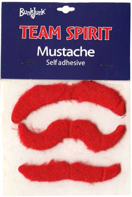 Spirit Mustaches Red Team Spirit Mustache