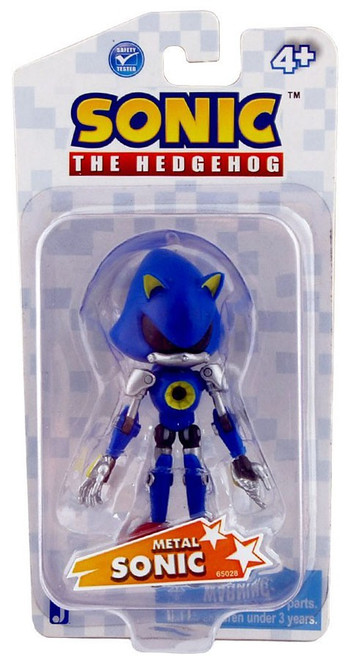 Sonic The Hedgehog Metal Sonic Action Figure