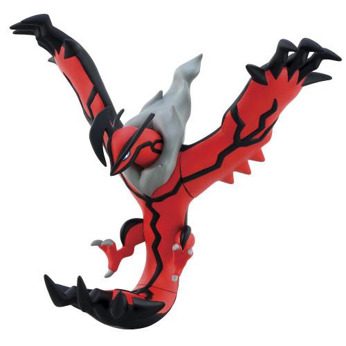 Pokemon XY 7 Inch Articulated Yveltal Vinyl Figure