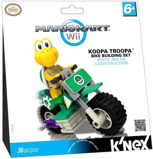 K'NEX Super Mario Mario Kart Wii Koopa Troopa Bike Set #38308