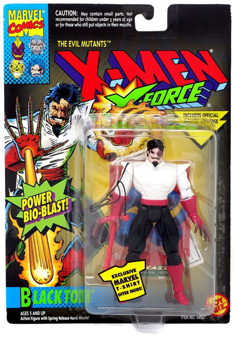 Marvel The Uncanny X-Men X-Force Black Tom Action Figure