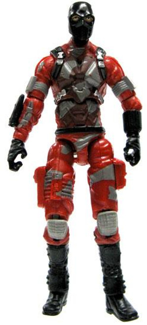 GI Joe Loose Alley Viper Action Figure [Version 14 Loose]