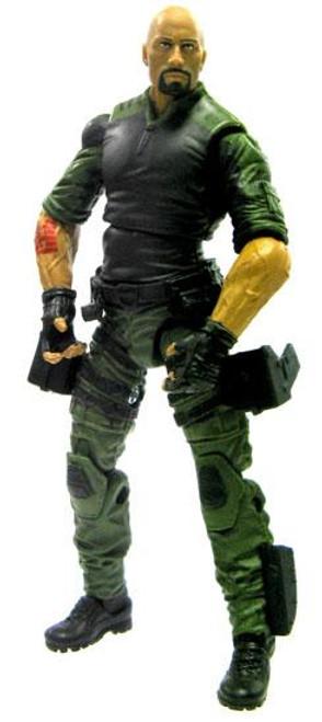 GI Joe Loose Roadblock Action Figure [Version 23 Loose]