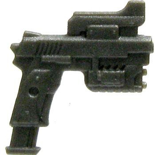 GI Joe Loose Weapons Customized M1911 Action Figure Accessory [Gunmetal Loose]