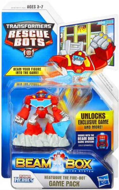 Transformers Rescue Bots Playskool Heroes Heatwave Game Pack