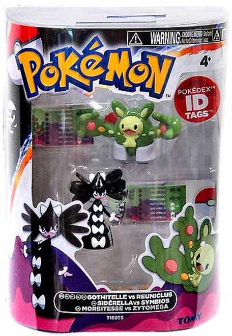 Pokemon Black & White Basic Gothitelle vs. Reuniclus Figure 2-Pack