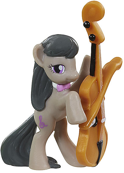 My Little Pony Friendship is Magic 2 Inch Octavia Melody PVC Figure