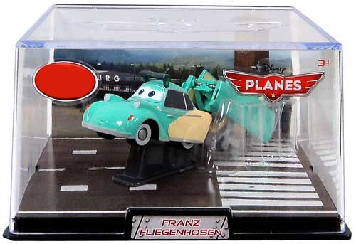 Disney Planes Franz Fliegenhosen Exclusive Diecast Vehicle [Clear Visor & Random Wings]
