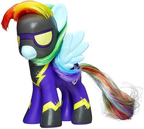 My Little Pony Collector Series Rainbow Dash As Shadowbolt Exclusive Figure Hasbro Toys Toywiz