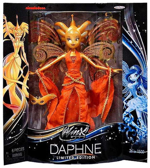 Winx Club Daphne Exclusive 14-Inch Doll