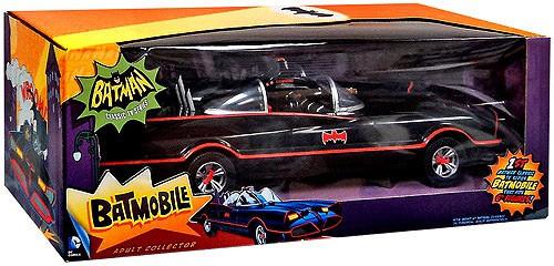 Batman 1966 TV Series 1966 Batmobile Exclusive Vehicle