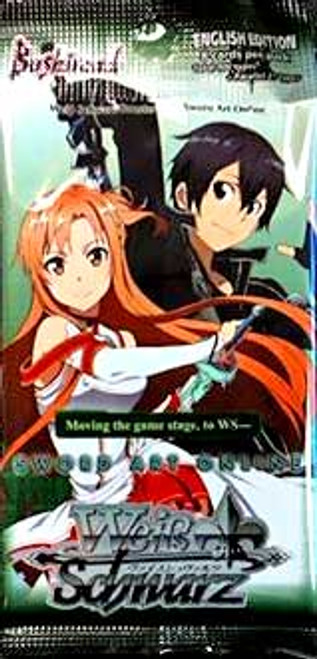 Weiss Schwarz Sword Art Online Vol. 1 Booster Pack