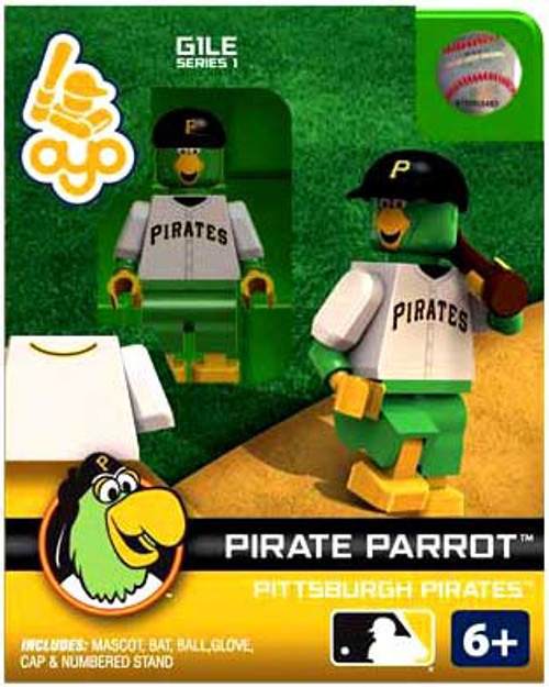 Pittsburgh Pirates MLB Generation 1 Series 1 Pirate Parrot Minifigure