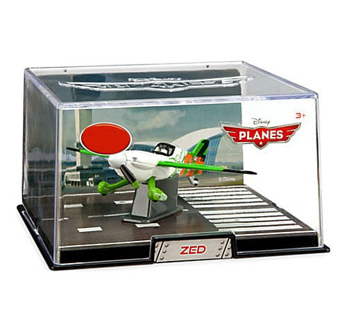 Disney Planes Zed Exclusive Diecast Vehicle