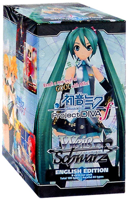 Weiss Schwarz Project Diva Vocaloid Booster Box [20 Packs]