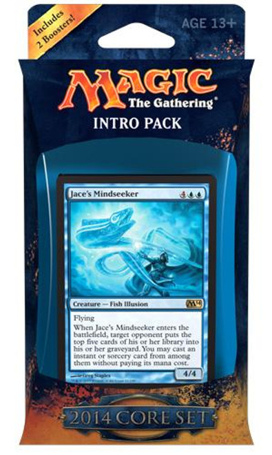 MtG Magic 2014 Psychic Labyrinth Intro Pack
