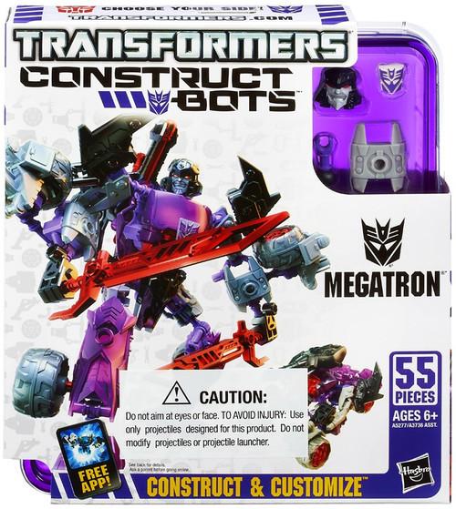 Transformers Construct-A-Bots Megatron Action Figure