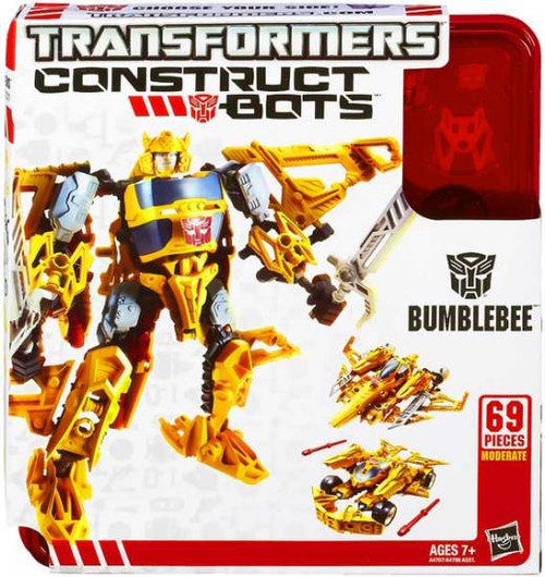 Transformers Construct-A-Bots Series 1 Bumblebee Scout Action Figure