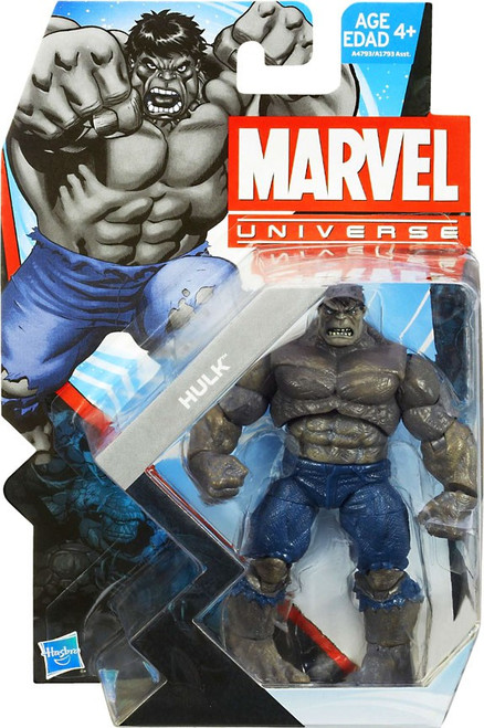 Marvel Universe Series 23 Grey Hulk Action Figure #21