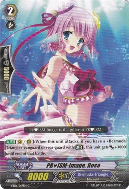 Cardfight Vanguard Dazzling Divas Common PRISM-Image, Rosa EB06/019