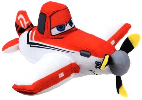 Disney Planes Dusty 6-Inch Plush [Orange & White]
