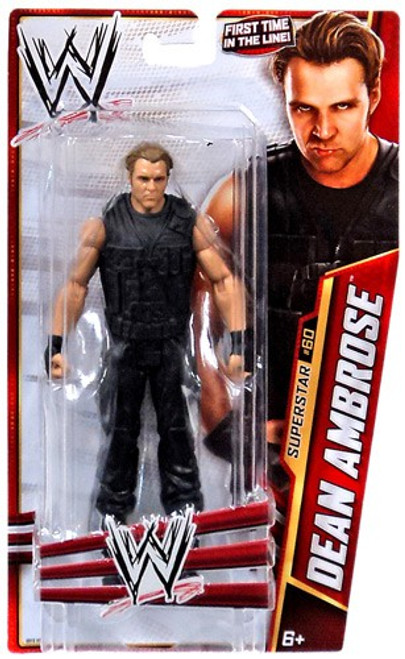 WWE Wrestling Series 33 Dean Ambrose Action Figure #60