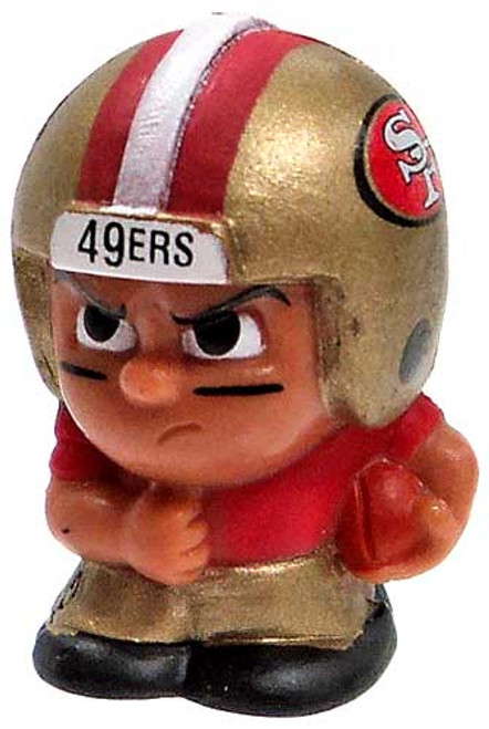 NFL TeenyMates Series 2 Running Backs San Francisco 49ers Minifigure