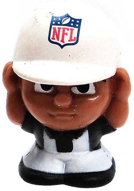 TeenyMates NFL Series 2 Referee Mini Figure [White Hat]