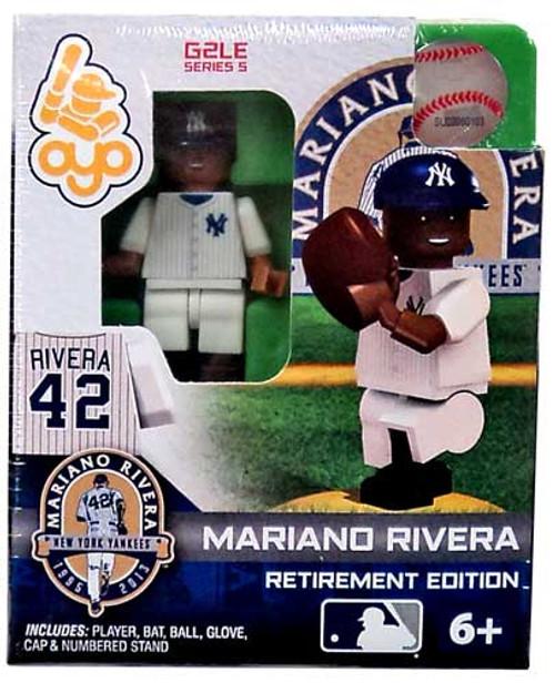 New York Yankees MLB Generation 2 Series 5 Mariano Rivera Minifigure [Retirement Edition]