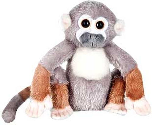 Webkinz Squirrel Monkey Plush