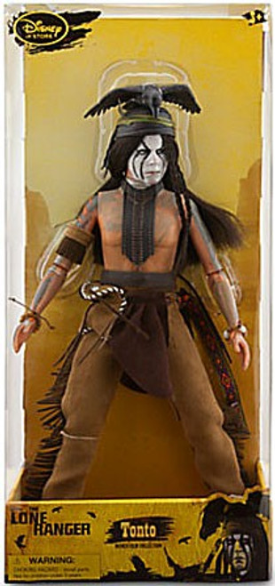 Disney The Lone Ranger Tonto Exclusive 12 Inch Action Figure