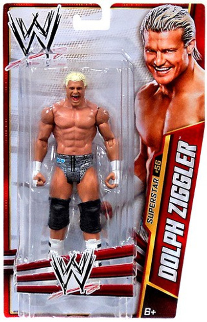 WWE Wrestling Series 33 Dolph Ziggler Action Figure #56
