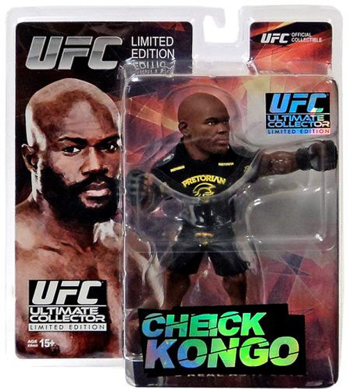 UFC Ultimate Collector Series 14 Cheick Kongo Action Figure [Limited Edition]