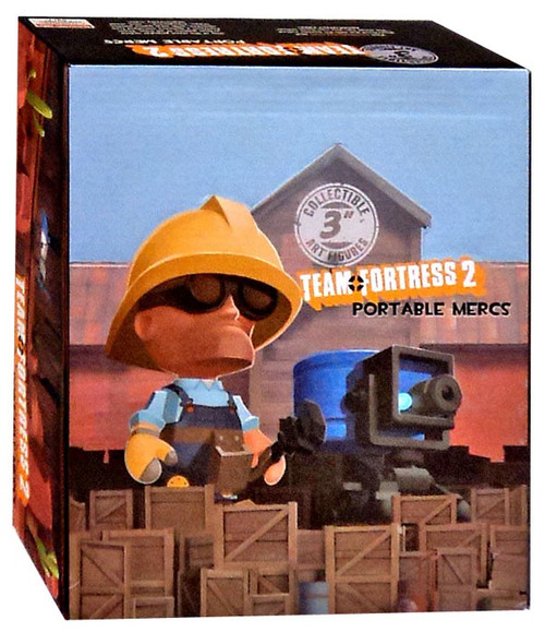 Portable Mercs Team Fortress 2 Mystery Box [12 Packs]