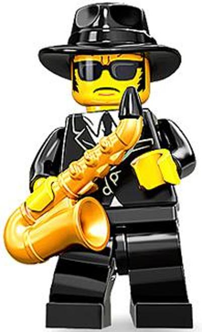 LEGO Minifigures Series 11 Jazz Musician Minifigure [Loose]