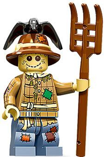 LEGO Minifigures Series 11 Scarecrow Minifigure [Loose]