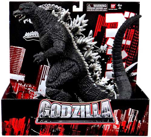 Godzilla 12-Inch Vinyl Figure [Final Wars]