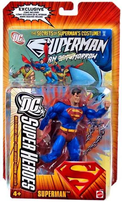 DC Super Heroes Superman Exclusive Action Figure [Exclusive Comic Book]