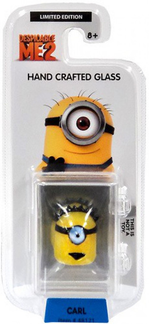 Despicable Me 2 Glassworld Carl Minion 1-Inch Glass Figure