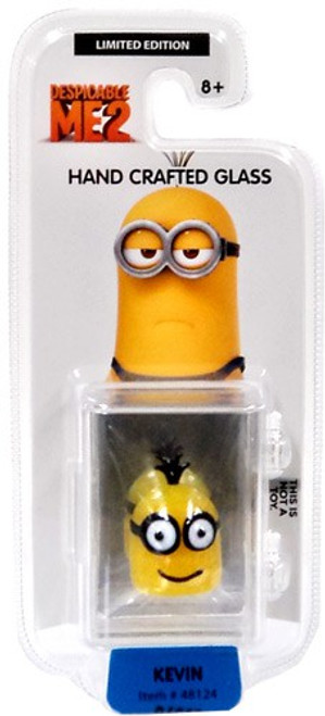 Despicable Me 2 Glassworld Kevin 1-Inch Glass Figure