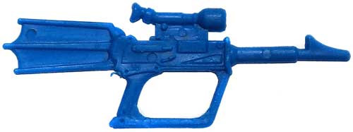 GI Joe Loose Weapons Aquatic 'Fin-Gun' with Sight Action Figure Accessory [Blue Loose]