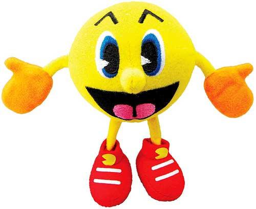 Pac Man Pac & Pals Pac 5-Inch Plush Figure