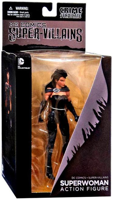 DC Super Villains Crime Syndicate Superwoman Action Figure
