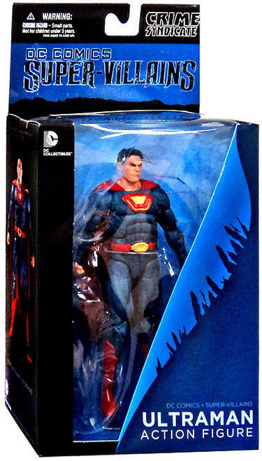 DC Super Villains Crime Syndicate Ultraman Action Figure