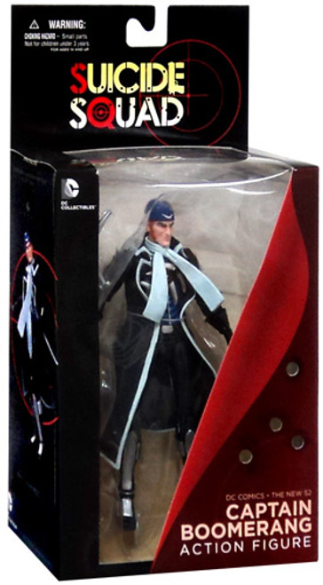 DC Suicide Squad The New 52 Captain Boomerang Action Figure