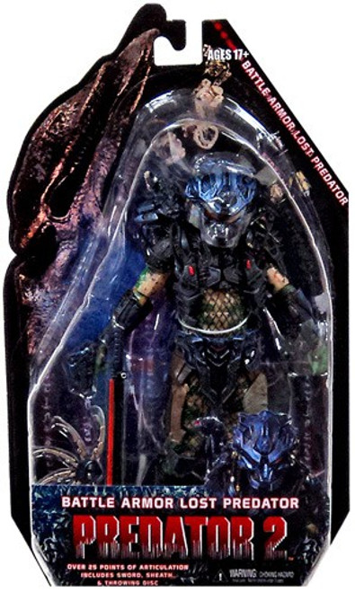 NECA Predator 2 Series 11 Battle Armor Lost Predator Action Figure