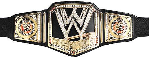 WWE Wrestling Adult Replicas 2013 Championship Championship Belt