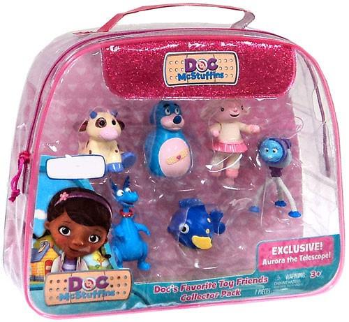 Disney Doc McStuffins Doc's Favorite Toy Friends Exclusive Figure 6-Pack