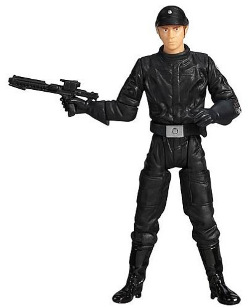 Star Wars Return of the Jedi Saga Legends 2007 30th Anniversary Imperial Officer Action Figure #23
