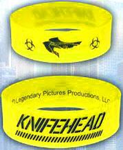 NECA Pacific Rim Knifehead Silicone Bracelet